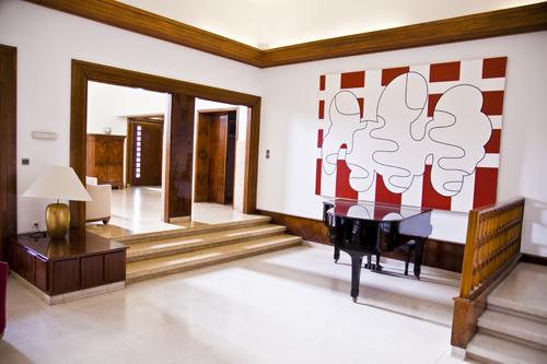 domus focus sur la r sidence de france jaffa la france en isra l ambassade de france. Black Bedroom Furniture Sets. Home Design Ideas